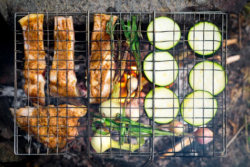 food take while camping
