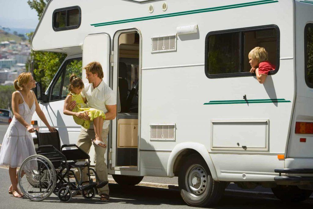 What is ADA Camping? 3 Best ADA Campsites