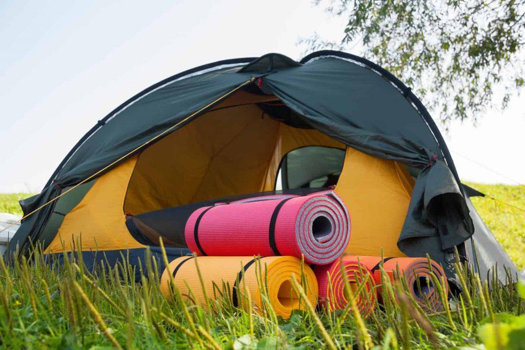 Best Sleeping Pad for Hammock Camping in 2021
