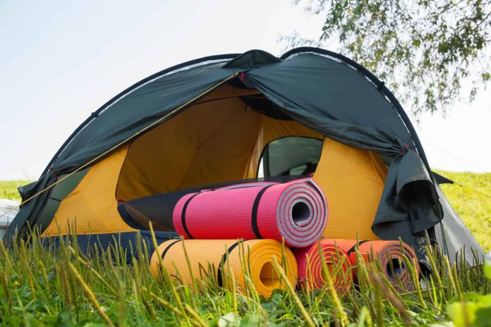 quality sleeping pads for hammock camping