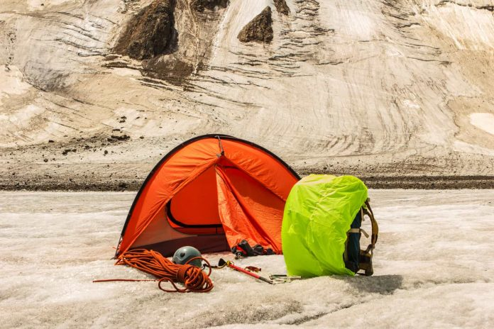 camping cost of tents and campsite