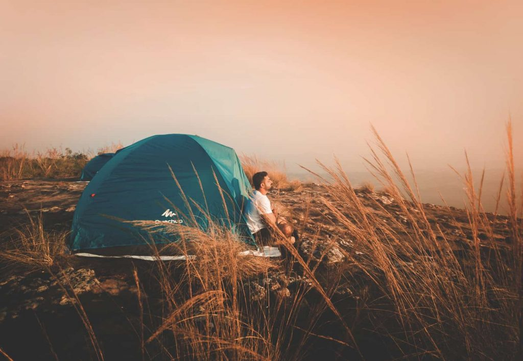 How to Go Camping by Yourself in 8 Steps