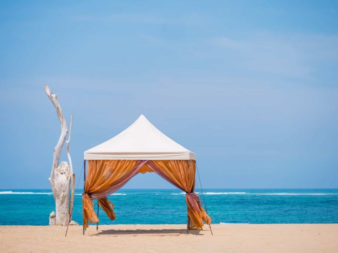 this is how to set up a canopy tent
