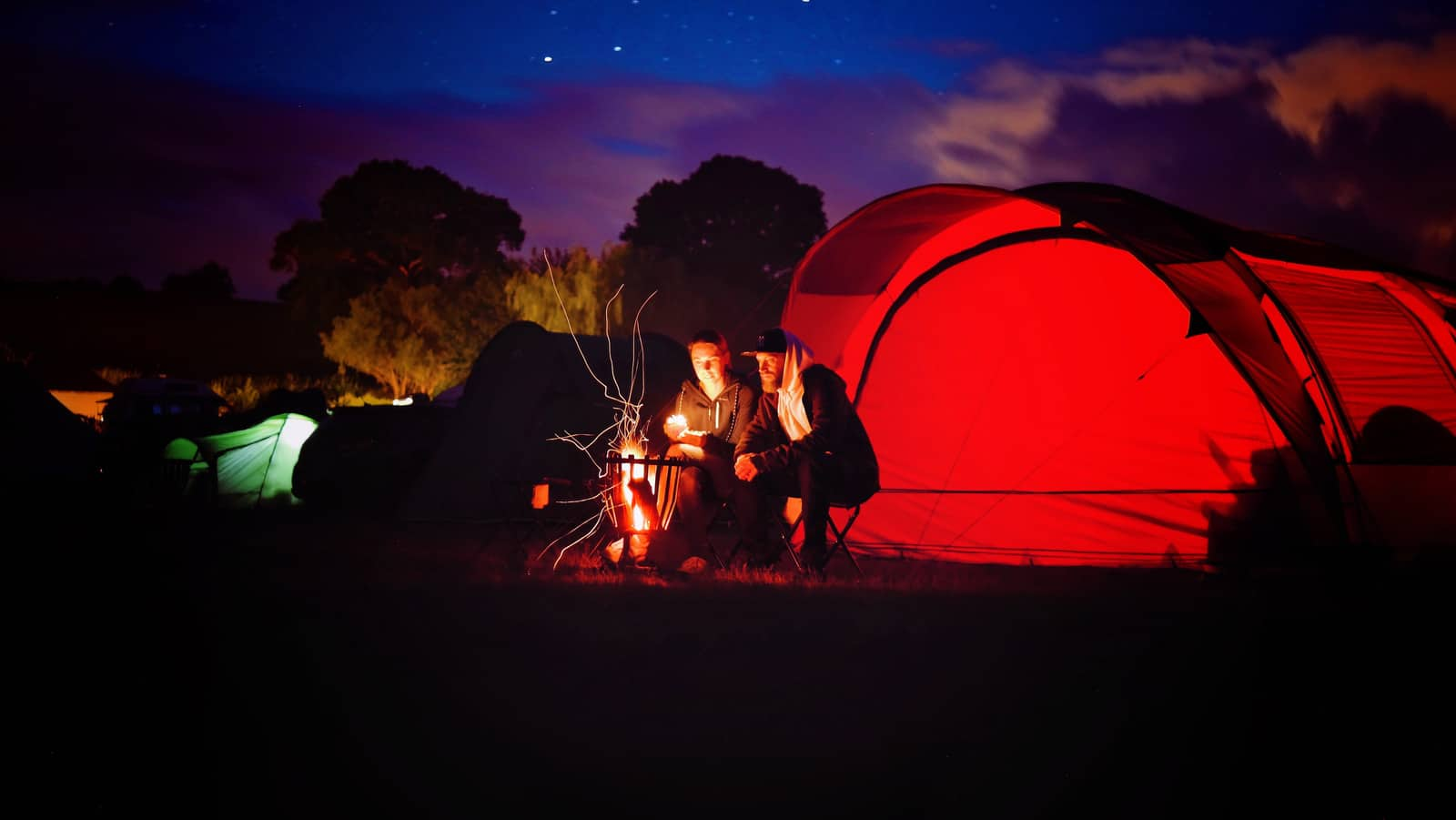 When is the Best Time to Go Camping