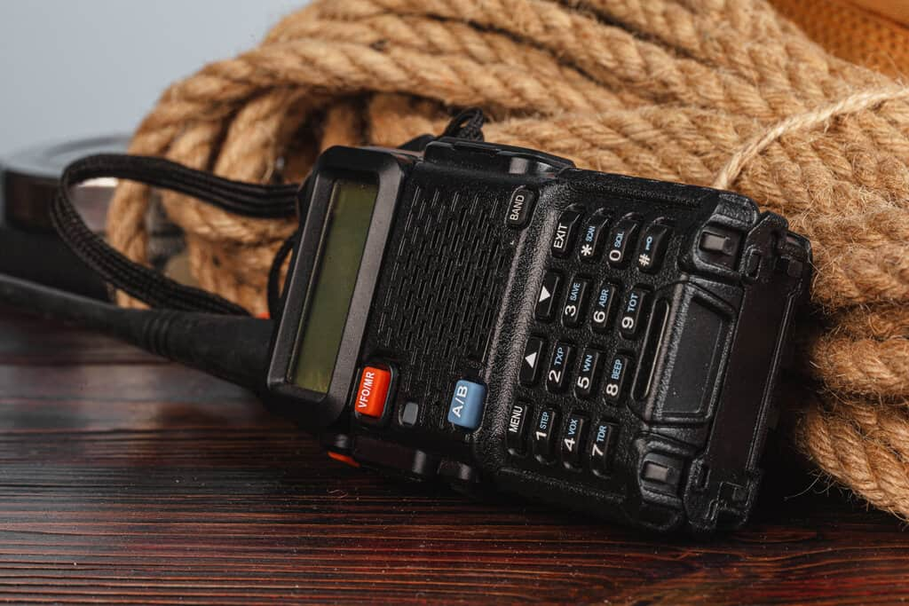 backcountry radios for use outdoors
