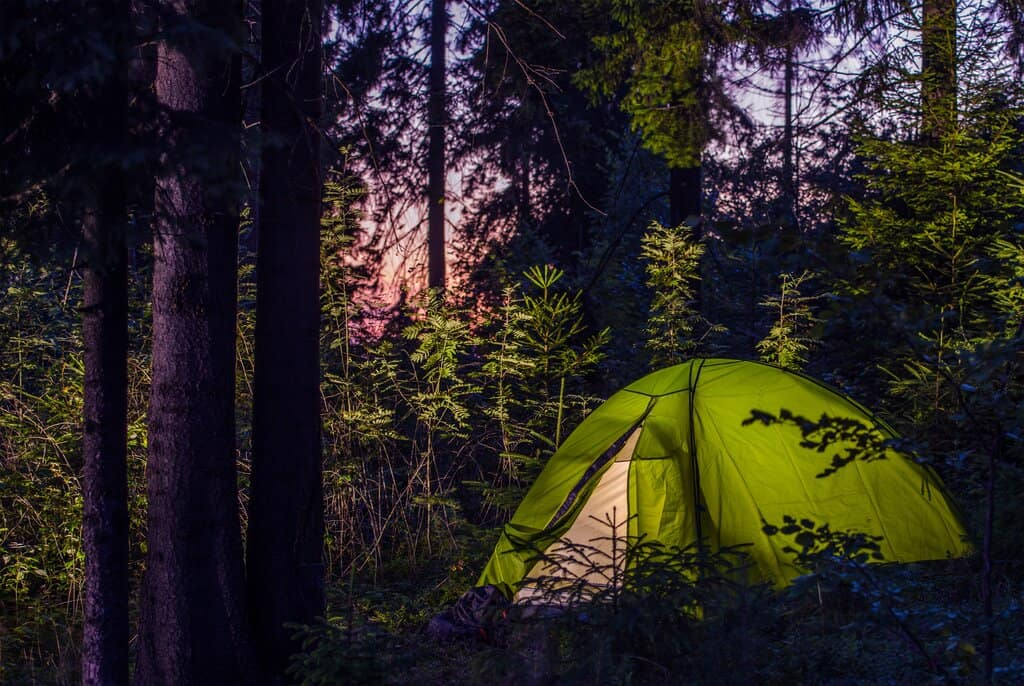 Best Camping Tent Brands in 2021