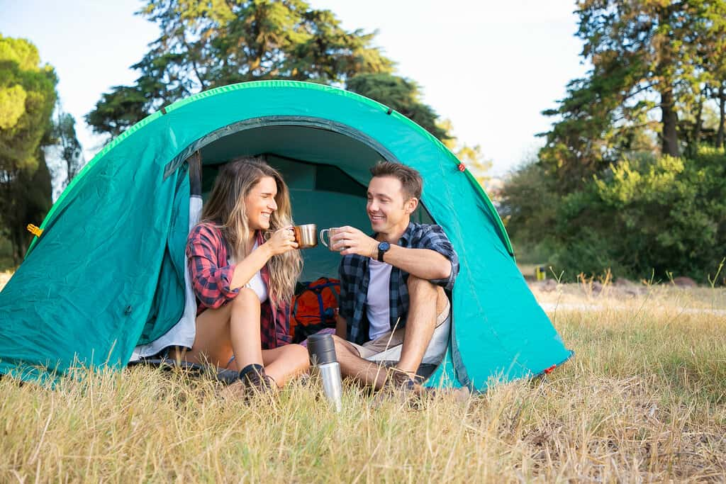 summer tents for a nice time outdoors