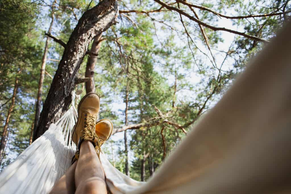 How to Hammock Camp in 8 Steps