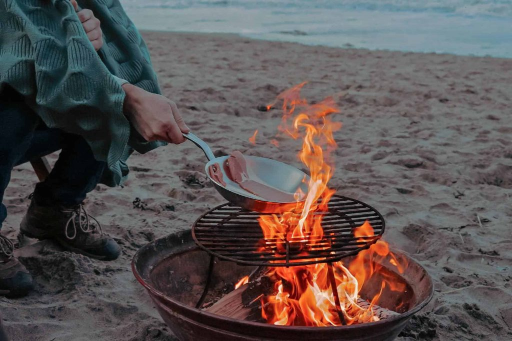 our favorite surf camping recipes