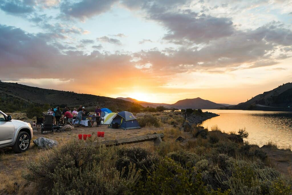 6 Tips for Summer Camping in Colorado