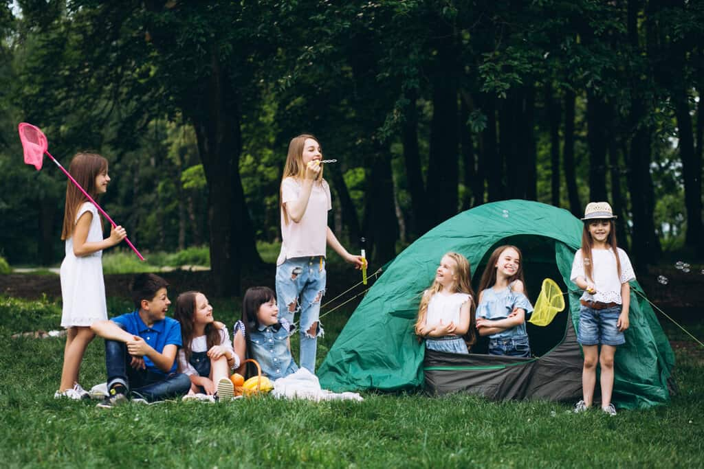 9 Mistakes to Avoid While Camping with Kids
